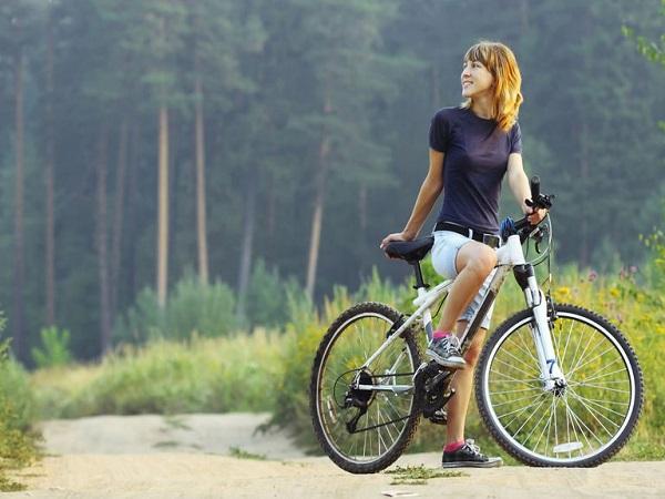 Lợi ích của đạp xe với sức khỏe là gì?