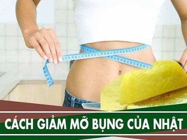 5 cách giảm mỡ bụng của người nhật hiệu quả nhất