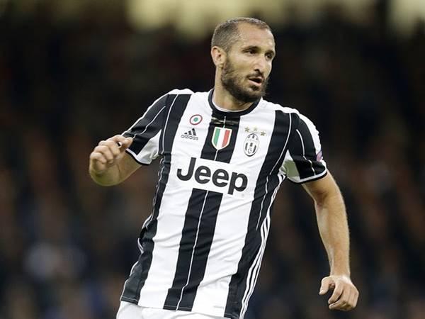 Tiểu sử Giorgio Chiellini - Thủ quân đội bóng Juventus