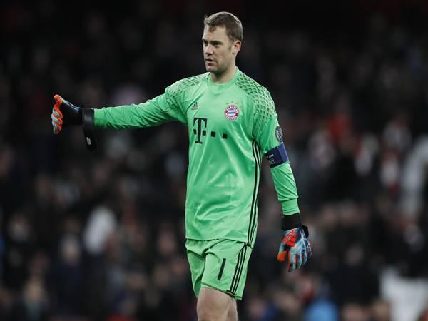 Tiểu sử Manuel Neuer - Thủ môn số một của Bayern Munich