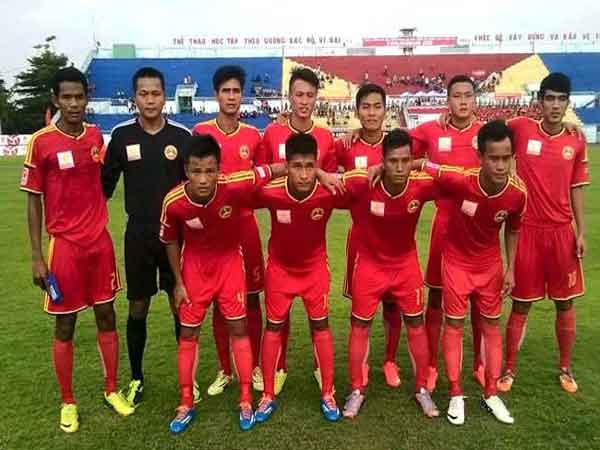 Đội hình hiện tại của câu lạc bộ bóng đá Bình Phước