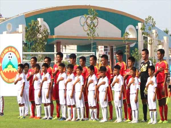 Lịch sử phát triển câu lạc bộ bóng đá Bình Phước