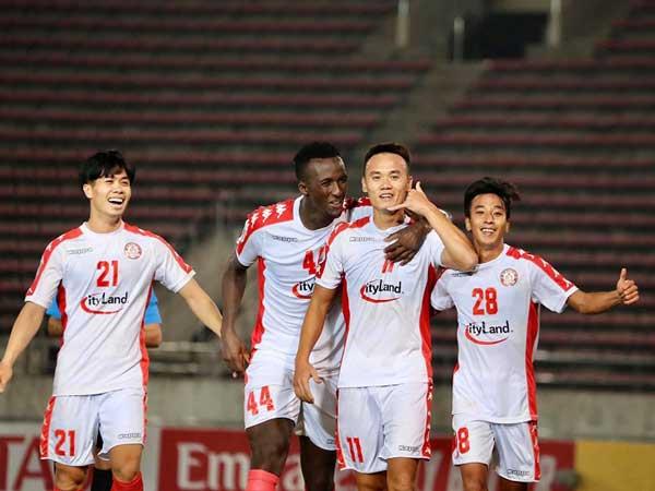 Lịch sử phát triển của câu lạc bộ bóng đá Hồ Chí Minh
