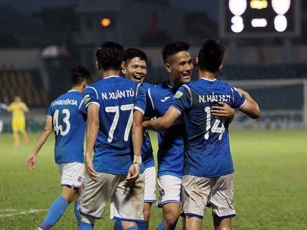 Lịch sử phát triển câu lạc bộ Than Quảng Ninh