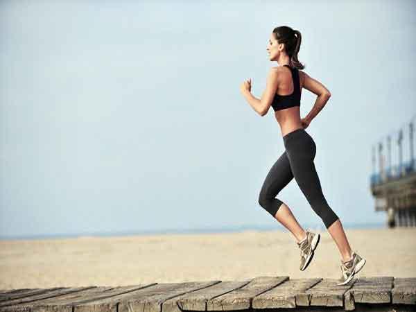 Chạy bộ phát triển nhóm cơ nào khi luyện tập