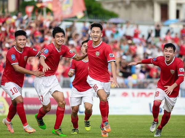 Đội hình hiện tại của câu lạc bộ Hà Tĩnh