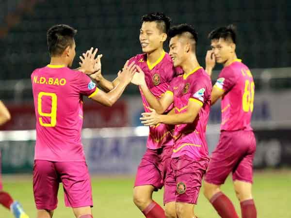 Đội hình thi đấu của câu lạc bộ bóng đá Sài Gòn FC