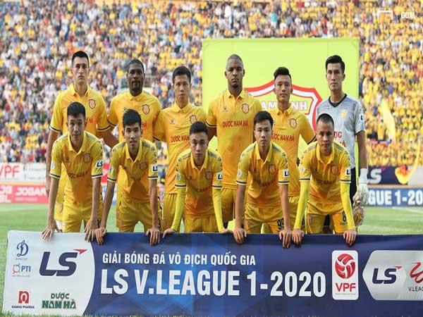 Thành tích của CLB bóng đá Nam Định