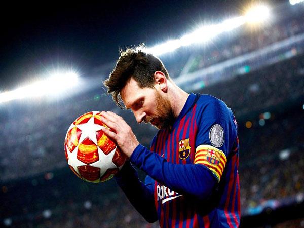 Thiên tài bóng đá Lionel Messi