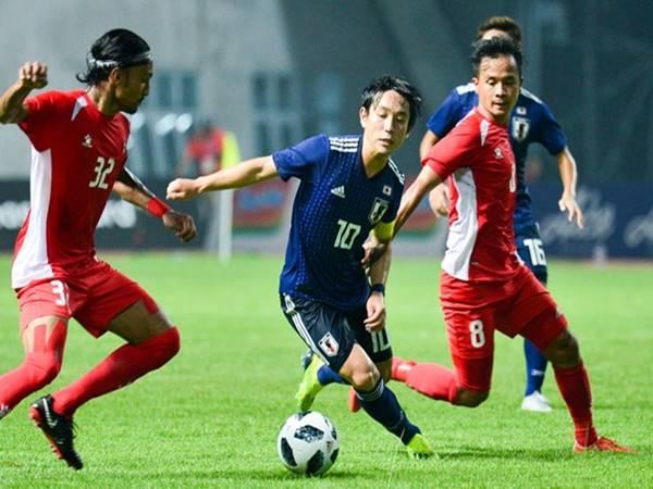 Phân tích kèo Tài Xỉu Nhật Bản vs Myanmar (17h20 ngày 28/5)