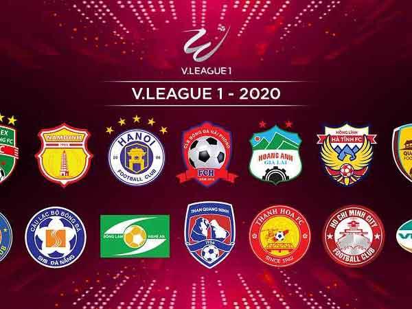 v-league là giải bóng đá hàng đầu tại Việt Nam