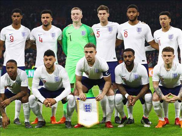 Đôi nét về đội tuyển Anh