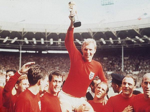 Đội tuyển Anh vô địch World Cup mấy lần trong lịch sử?