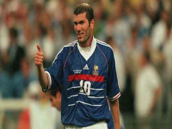 Huyền thoại Zinedine Zidane