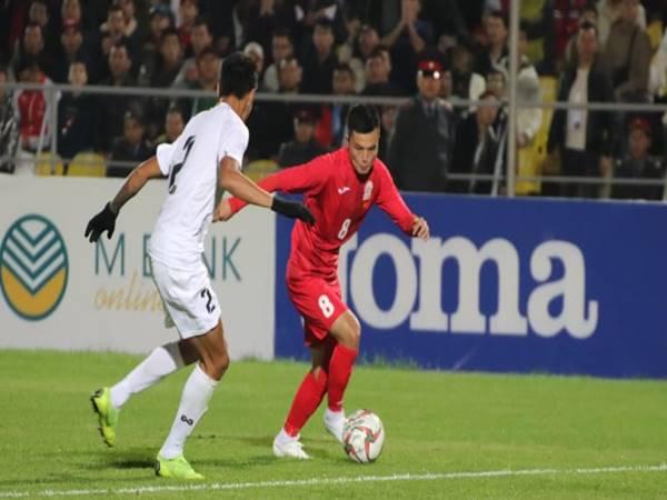 Phân tích kèo Tài Xỉu Tajikistan vs Myanmar (17h25 ngày 15/6)