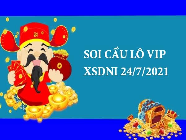 Soi cầu lô VIP XSQNI 24/7/2021 hôm nay