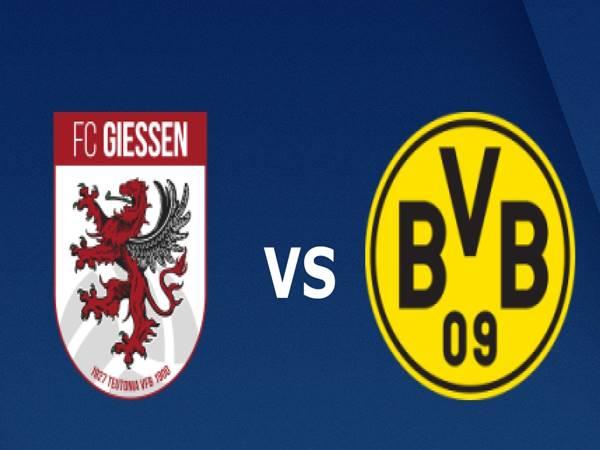 Phân tích kèo Giessen vs Dortmund, 23h30 ngày 13/7, giao hữu CLB