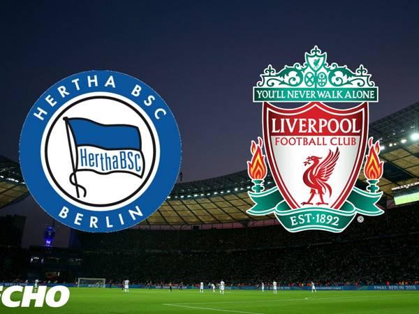 Phân tích kèo Hertha Berlin vs Liverpool, 01h20 ngày 30/7 Giao hữu