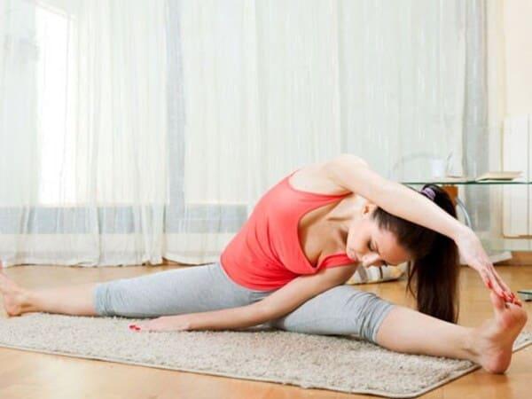 Các bài tập kéo dài chân giúp tăng chiều cao tại nhà hiệu quả