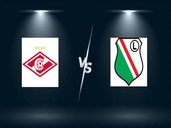 Phân tích kèo Spartak Moscow vs Legia Warszawa, 21h30 ngày 15/9