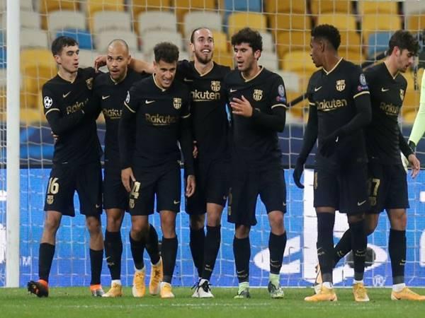 Phân tích kèo Barcelona vs Dynamo Kiev (23h45 ngày 20/10)